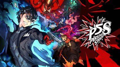 Foto de Análise: Persona 5 Strikers