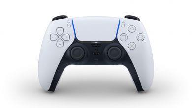 Foto de Patente sugere um acessório de botão traseiro para o DualSense do PlayStation 5