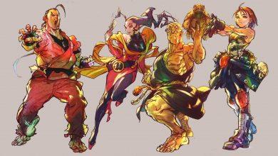 Foto de Street Fighter V: Champion Edition – Dan Hibiki recebe data!