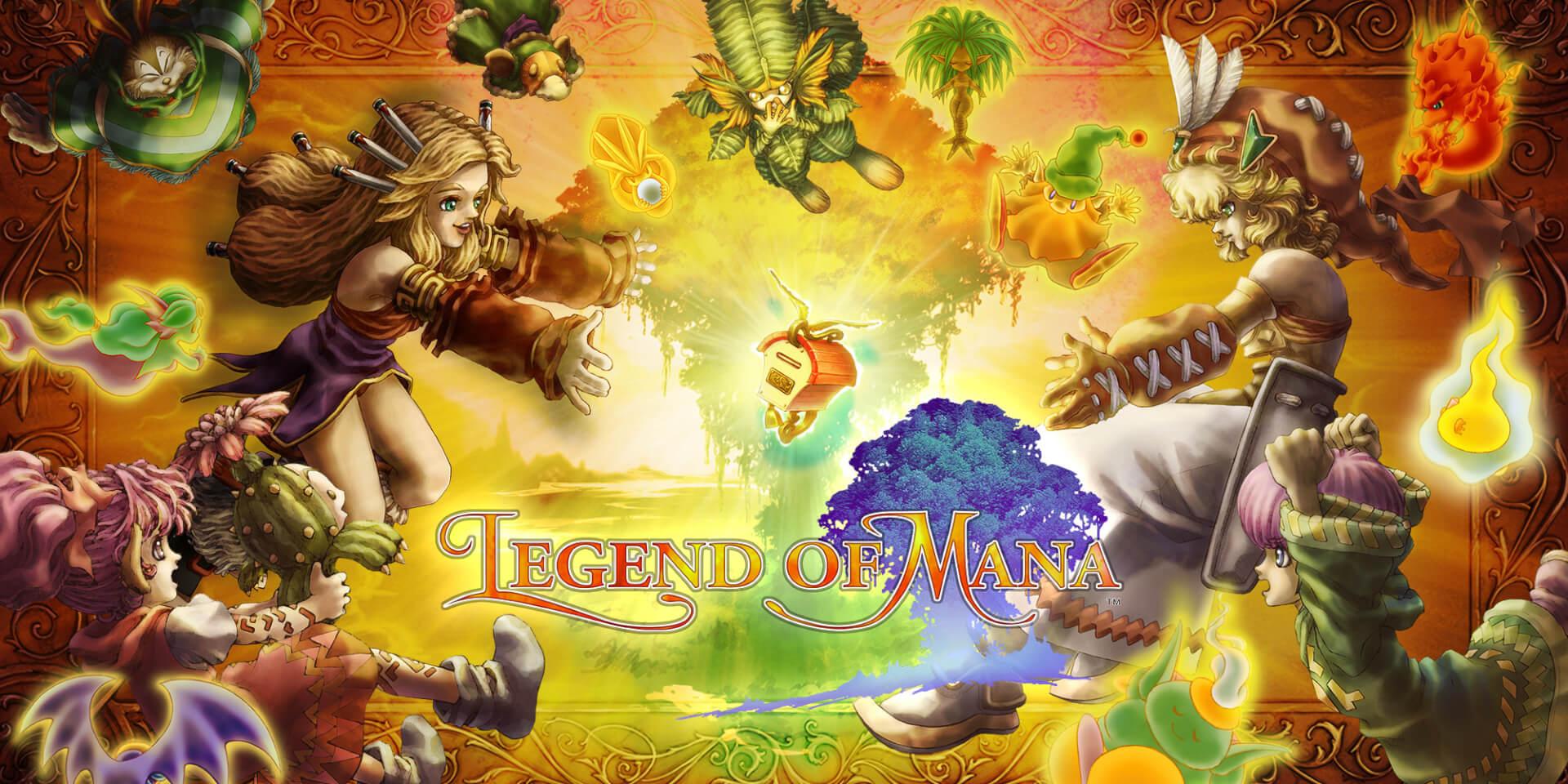 Legend of Mana Remastered é anunciado com data - Última Ficha