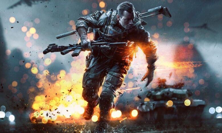 Foto de Battlefield VI confirmado para PS4, Xbox e nova geração