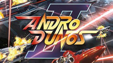 Foto de Andro Dunos II é anunciado para DREAMCAST e outros consoles