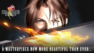 Foto de Final Fantasy VIII Remaster está disponível para mobile