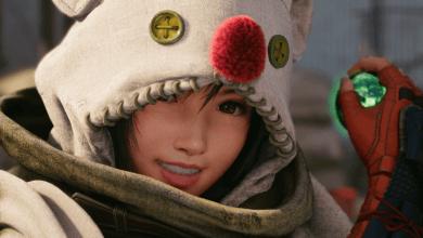 Foto de DLC da Yuffie será exclusivo do Playstation 5