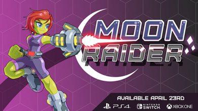 Foto de Moon Raider chegando para várias plataformas em abril