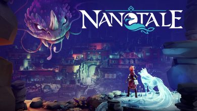 Foto de RPG de aventura de digitação, Nanotale já está disponível
