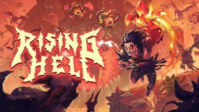 Foto de Rising Hell será lançado em maio