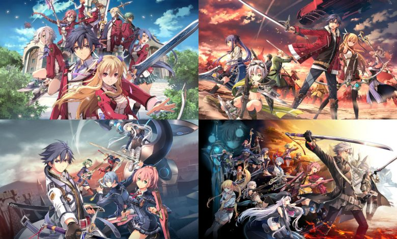 The Legend of Heroes: Trails of Cold Steel anime