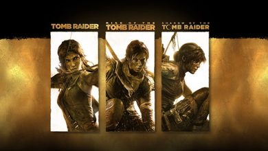 Foto de Tomb Raider: Definitive Survivor Trilogy chegou