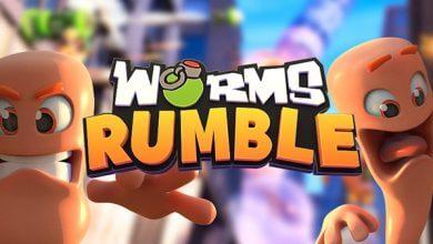 Foto de Worms Rumble chegando para várias plataformas em 2021