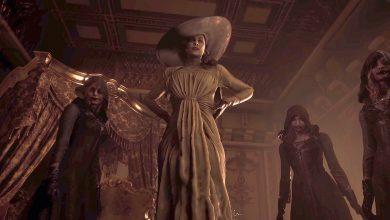 Foto de Resident Evil Village tem seu tamanho revelado