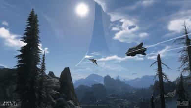 Foto de 343 Industries revela novas imagens de Halo Infinite