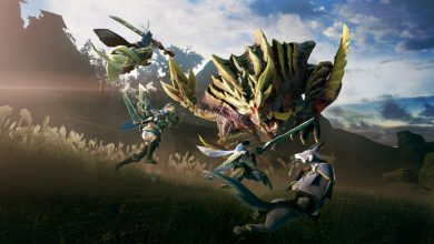 Foto de Análise: Monster Hunter Rise