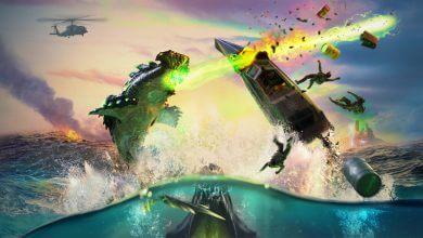 Foto de DLC de Maneater chega em breve