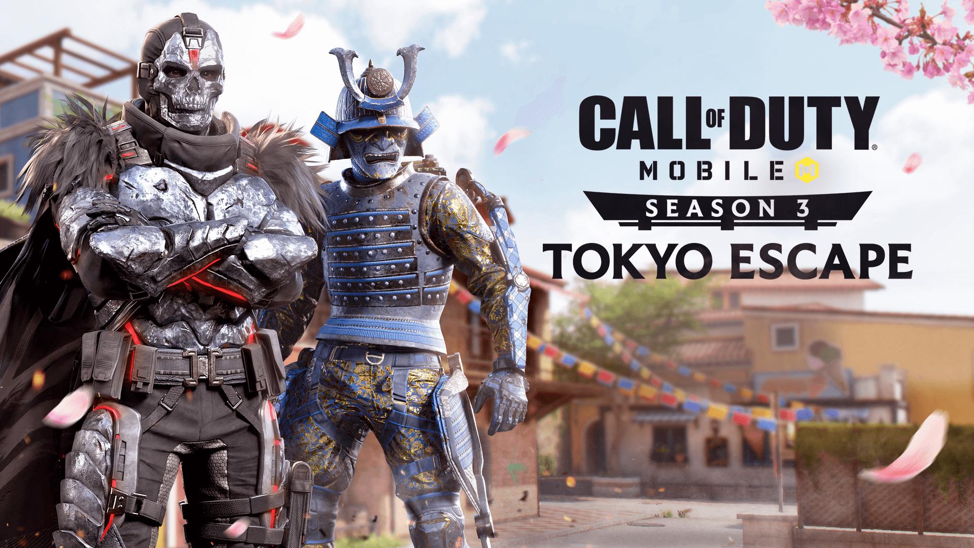 Call of Duty: Mobile traz A Fuga de Tóquio, na Temporada 3 - Última Ficha