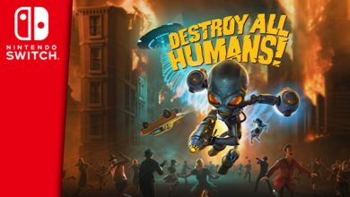 Foto de Destroy All Humans! Remake será lançado para Nintendo Switch