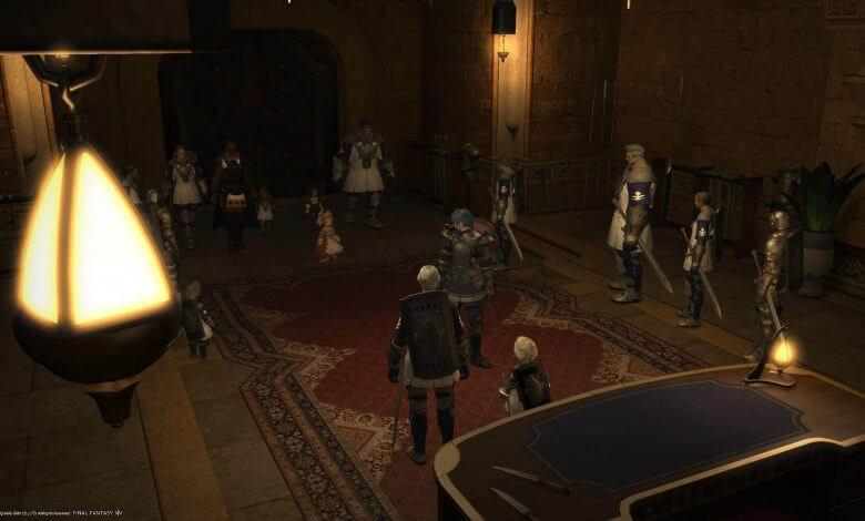 Final Fantasy XIV Playstation