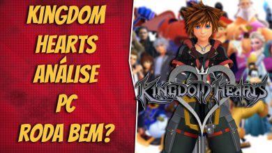 Foto de Análise: Kingdom Hearts para PC – review técnico