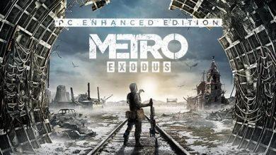 Foto de Metro Exodus PC Enhanced Edition chegando