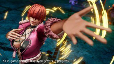 Foto de The King of Fighters XV receberá a lutadora Shermie!