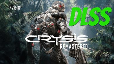 Foto de Crysis Remastered pós patch 2.1 com DLSS, resolveu?