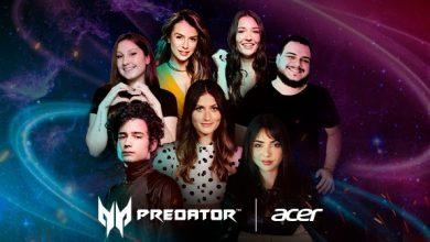 Foto de Acer anuncia embaixadores da marca para 2021