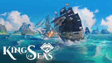 Foto de King of Seas será lançado dia 25 de maio