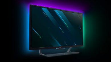 Foto de Três novos monitores Acer Predator HDR