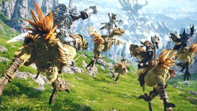 Foto de Final Fantasy XIV para PS5 será lançado dia 25 de Maio