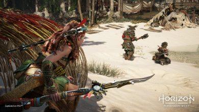 Foto de Horizon Forbidden West recebe gameplay incrível