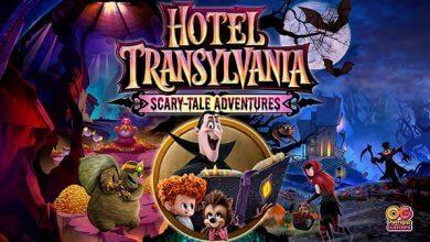 Foto de Hotel Transylvania: Scary-Tale Adventures anunciado