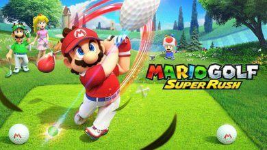 Foto de Análise: Mario Golf: Super Rush