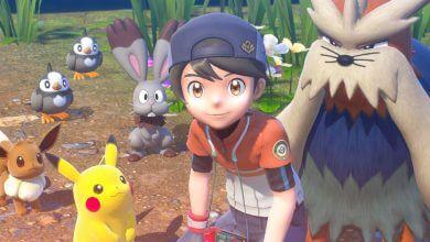 Foto de New Pokémon Snap receberá atualização gratuita em Agosto