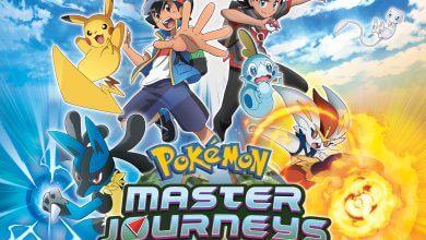 Foto de Jornadas de Mestre Pokémon será a nova animação da franquia