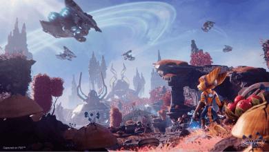 Foto de Os planetas são o destaque do novo trailer de Ratchet & Clank: Em Uma Outra Dimensão!