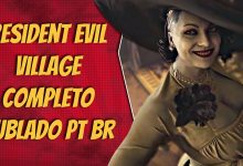 Foto de Resident Evil Village filme completo