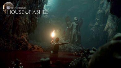 Foto de Ashley Tisdale Compartilha Sua Estratégia de Sobrevivência em The Dark Pictures Anthology: House of Ashes