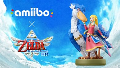 Foto de The Legend of Zelda: Skyward Sword HD receberá um amiibo exclusivo!
