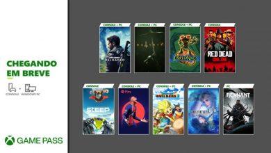 Foto de Xbox Game Pass recebe novos jogos em maio!
