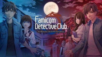 Foto de Análise: Famicom Detective Club