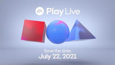 Foto de EA Play Live 2021 foi confirmada para Julho