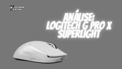 Foto de Análise: Logitech G Pro X Wireless Superlight é impecável