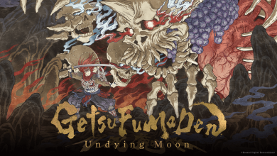 Foto de GetsuFumaDen: Undying Moon, da Konami, entrou em Early Access