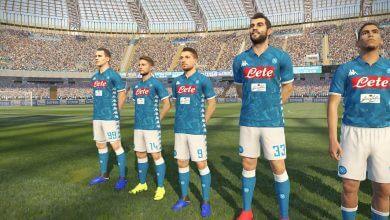 Foto de Napoli será exclusivo do PES 2023