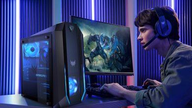 Foto de Acer atualiza desktops gamer Predator Orion e Nitro