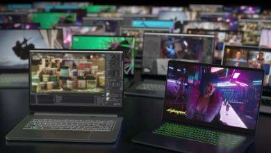 Foto de NVIDIA anuncia RTX 3050 Ti e RTX 3050 para notebooks