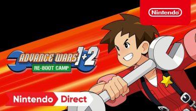 Foto de Advance Wars 1+2: Re-Boot Camp é anunciado para Nintendo Switch