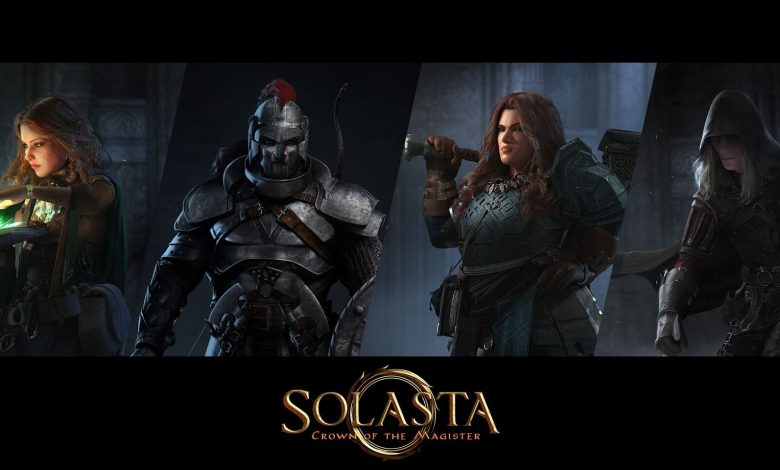 Análise Review Solasta Crown of The Magister Banner