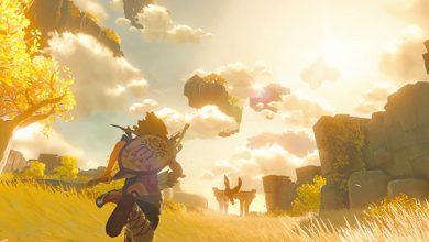 Foto de The Legend of Zelda: Breath of the Wild 2 recebeu previsão de lançamento