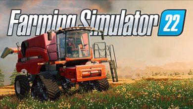Foto de Farming Simulator 22 ganha data de lançamento para Novembro